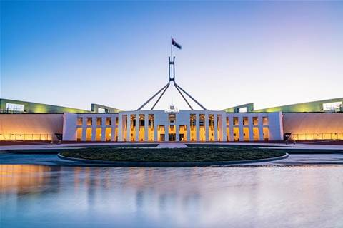 Security breach strikes parliament's IT network