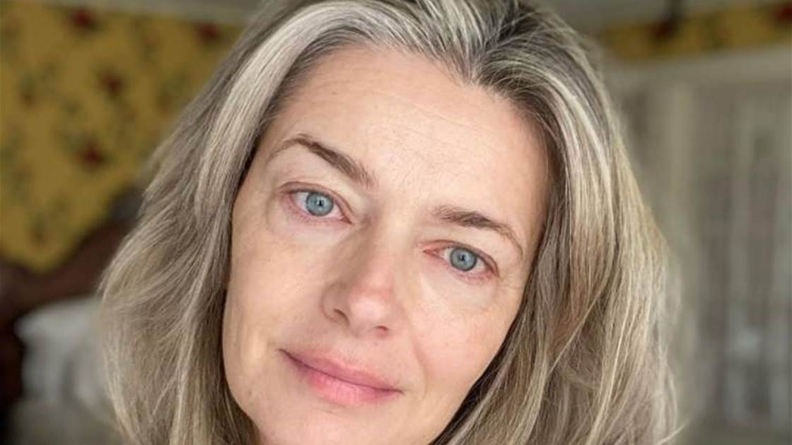 Paulina Porizkova gets real about grief & ageing