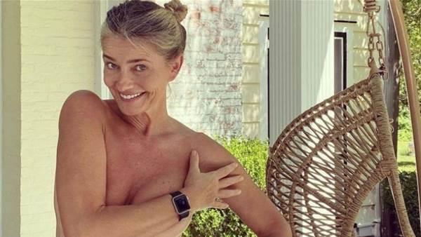 Paulina Porizkova fights ageism against women's bodies