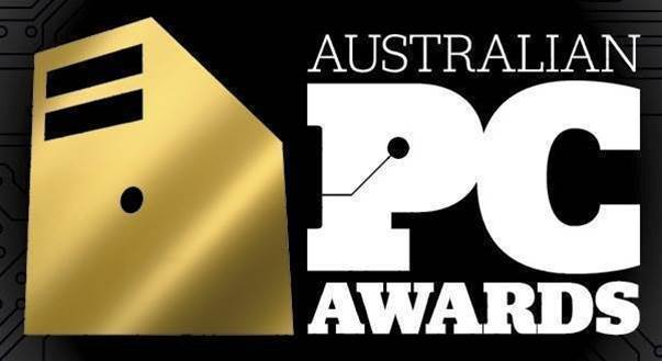 The first Australian PC Awards have been won!