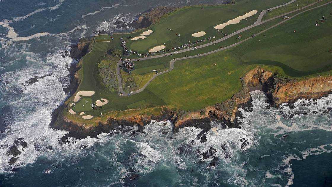 "U.S OPEN: ""Tough but fair"" Pebble takes centre stage"