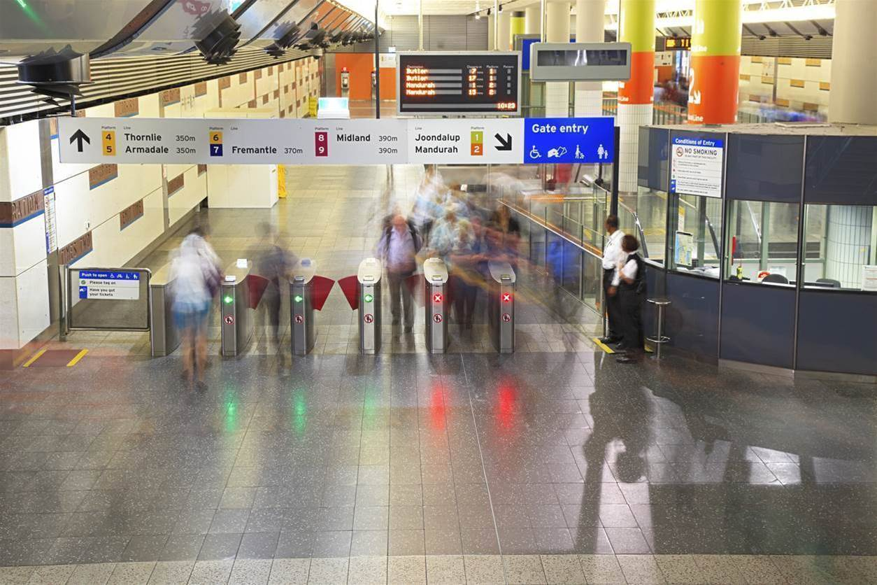 Free wi-fi comes to Perth's public transport network