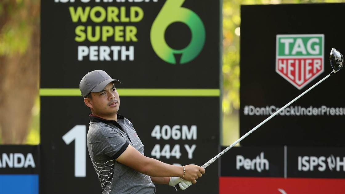 Two-way tie at the top in Perth