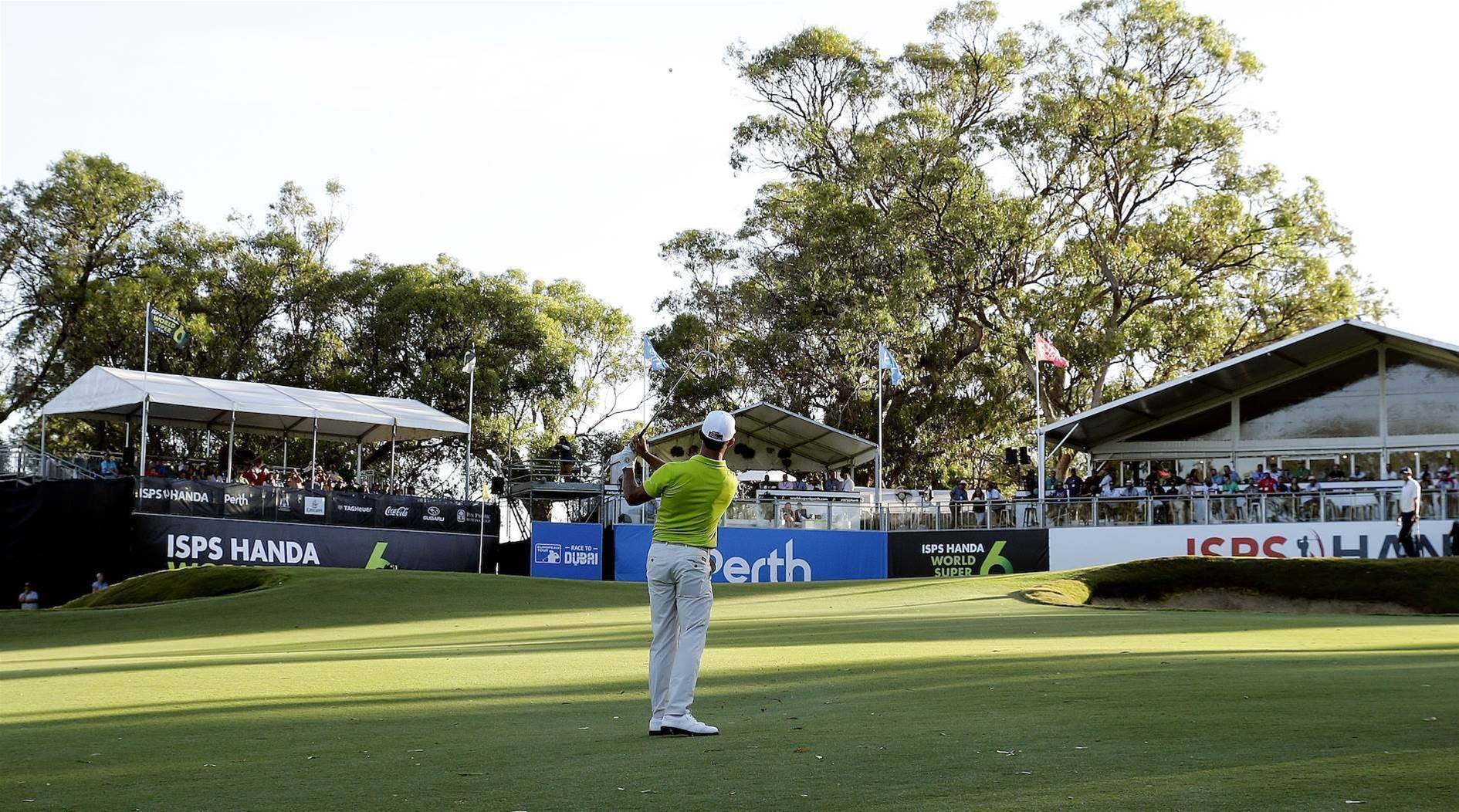 Stressful Saturday reveals Perth match play combatants