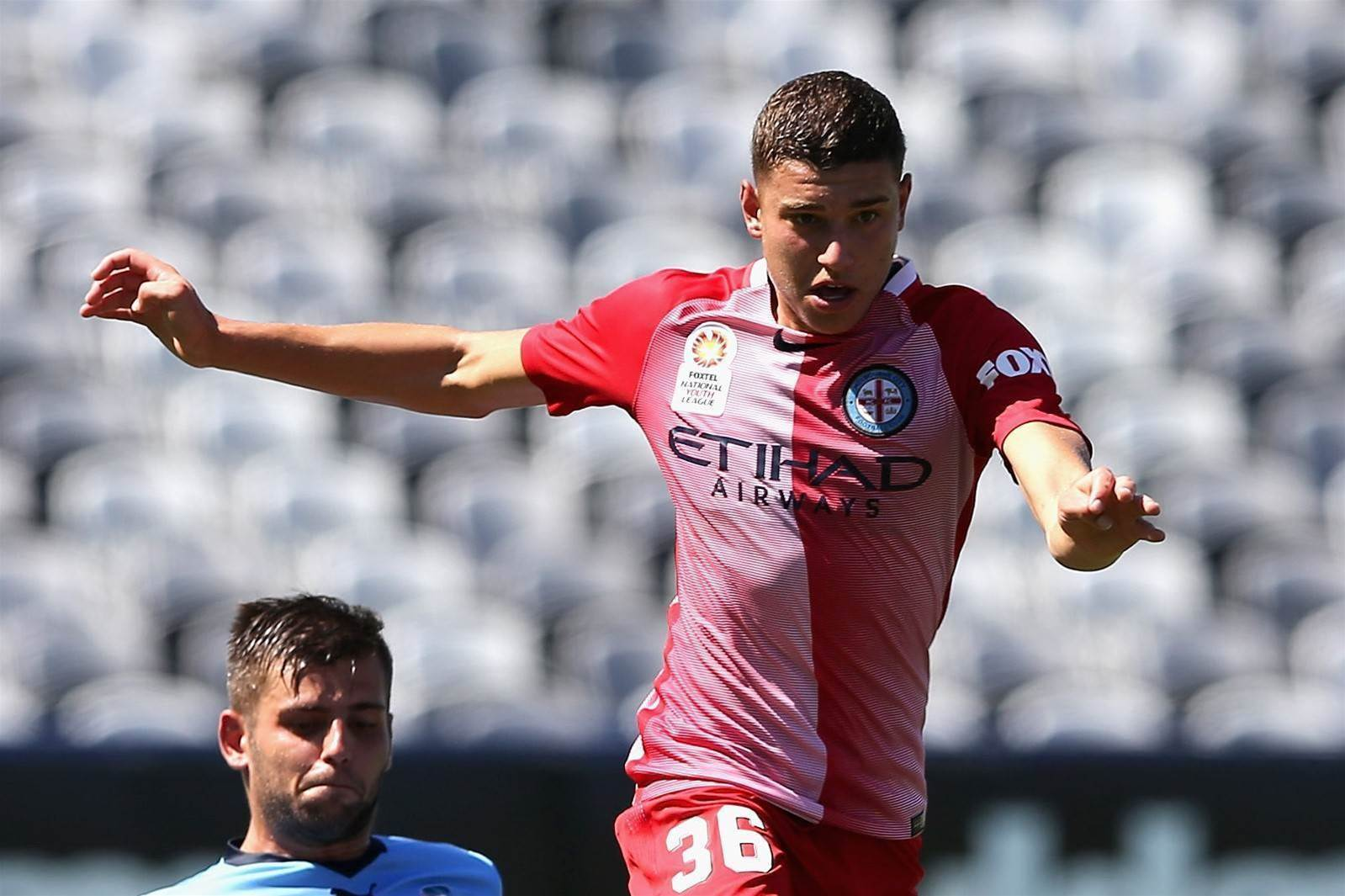 Perieas and Sakalis: Melbourne City's Wunderkinds