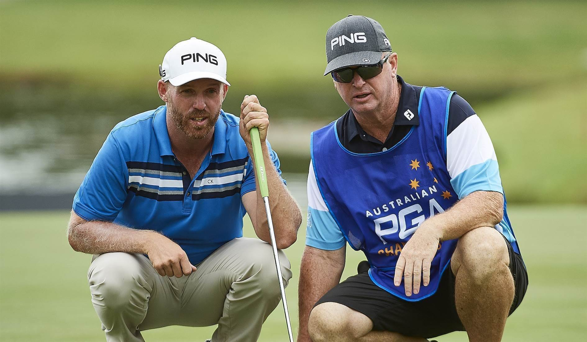 AUS PGA: First round anything but Bland