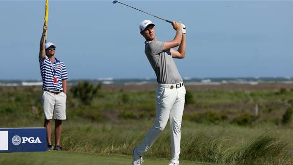 Cam Davis leads Aussie PGA charge