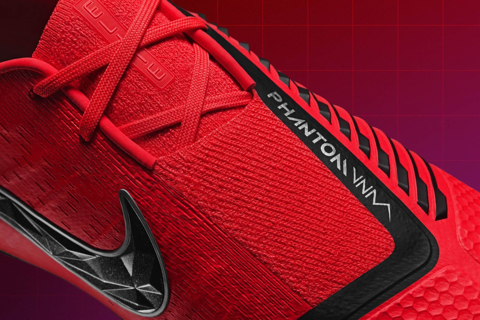 Nike set to release PhantomVNM boots