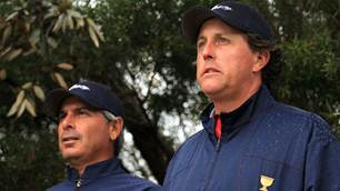 Phil and Freddie join Ryder Cup team
