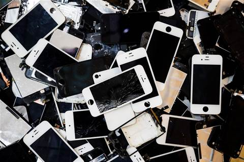 Apple taps recycled rare earth elements for iPhone parts