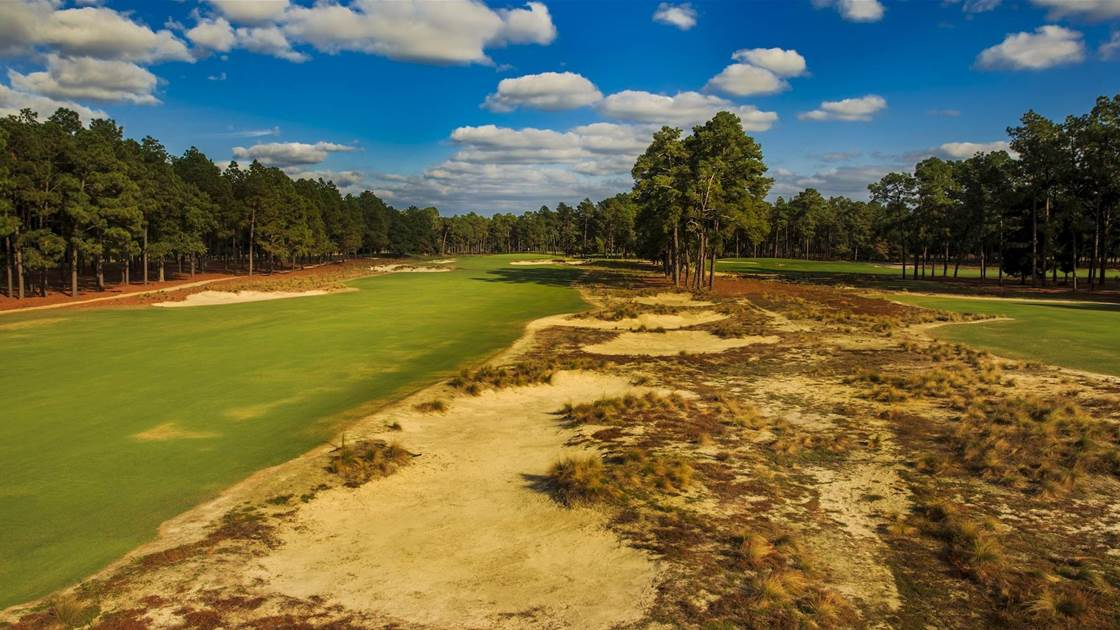 USGA announces plans for base and five US Opens at Pinehurst