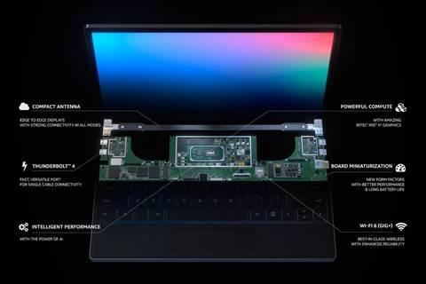 Intel reveals visual sensing controller chip for smarter laptops