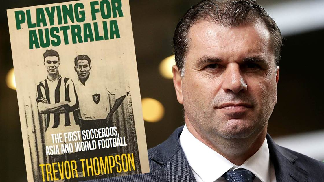Ange to launch new book on Australian football