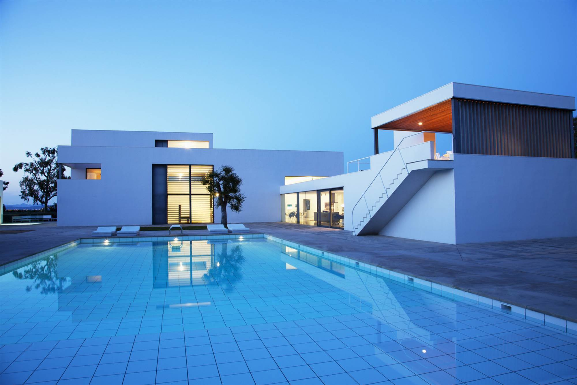 Smart pool trial aims to slash power usage