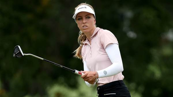 Winner's Bag: Sophia Popov – AIG Women's Open