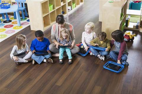 Govt to spend $6m teaching tech to tots