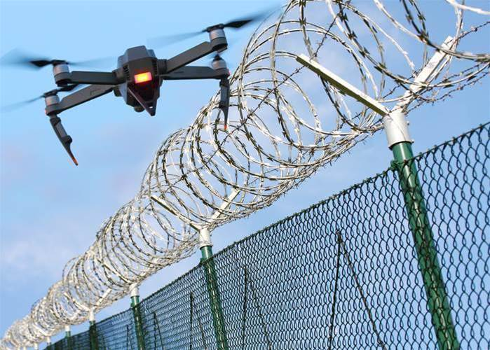 NSW lockdown on drone use around prisons