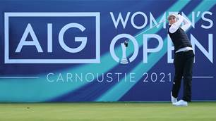 AIG Women's Open sets a new benchmark with record prize fund