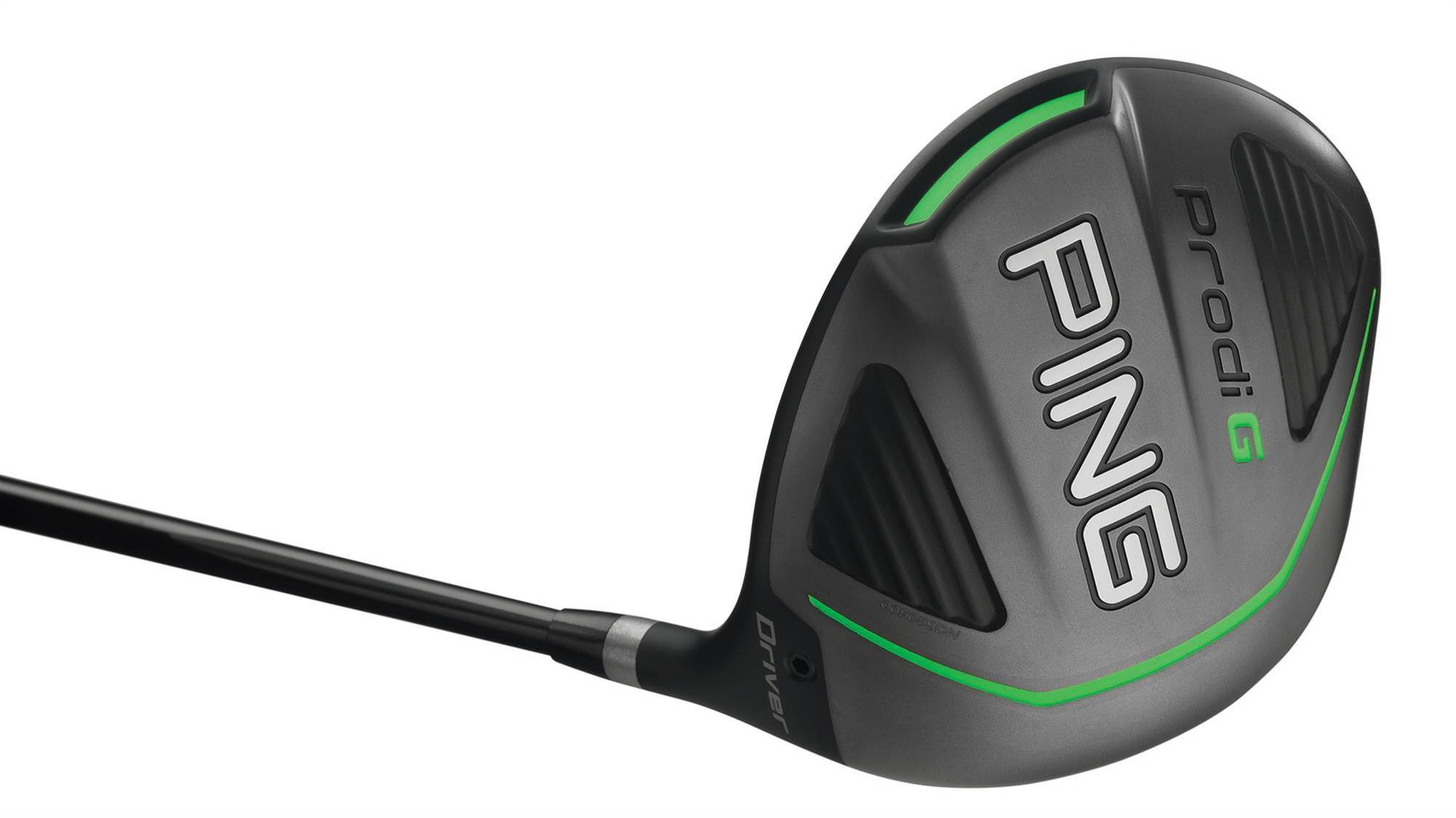 Ping unveils custom-fit Prodi G junior clubs