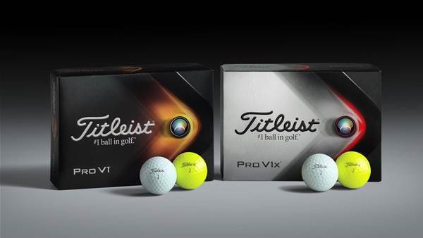Titleist introduces 2021 Pro V1 and Pro V1x