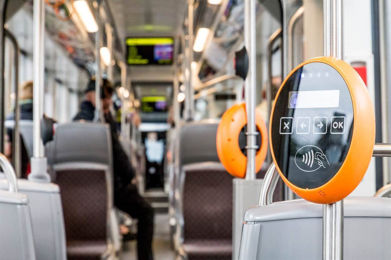 Eftpos wants to tap into contactless transport payments