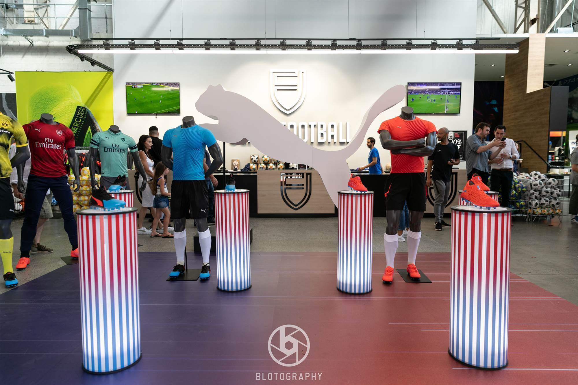 Ultra Football and Puma launch first for football and gaming