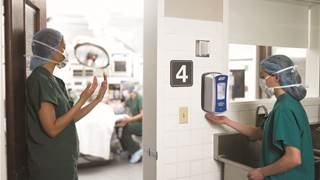 Hand sanitiser dispensers raise IOT security concern