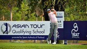 Follett-Smith making progress in Asian Tour card chase
