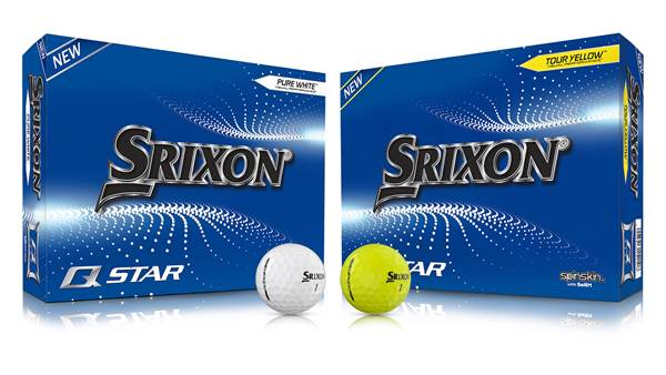 Srixon introduces new and improved Q-Star