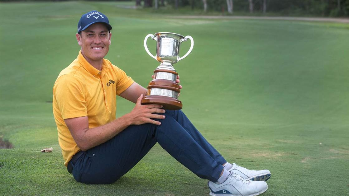 Quayle claims maiden win at Queensland Open