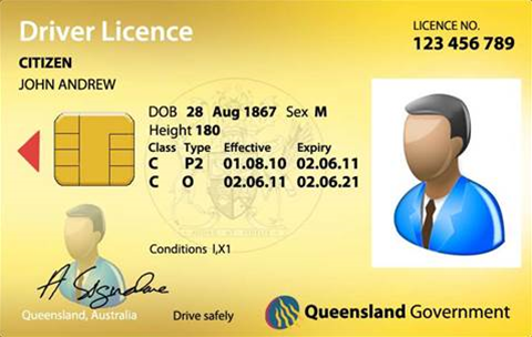 Queensland paves the way for digital driver's licences