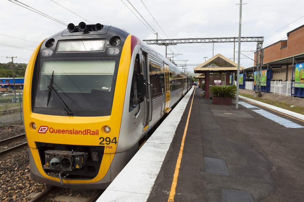 DXC wins $94m Queensland Rail contract