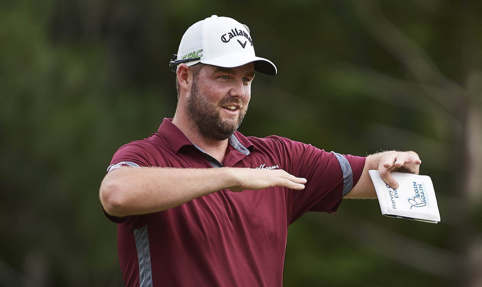 AUS PGA: Leishman hits as Scott misses