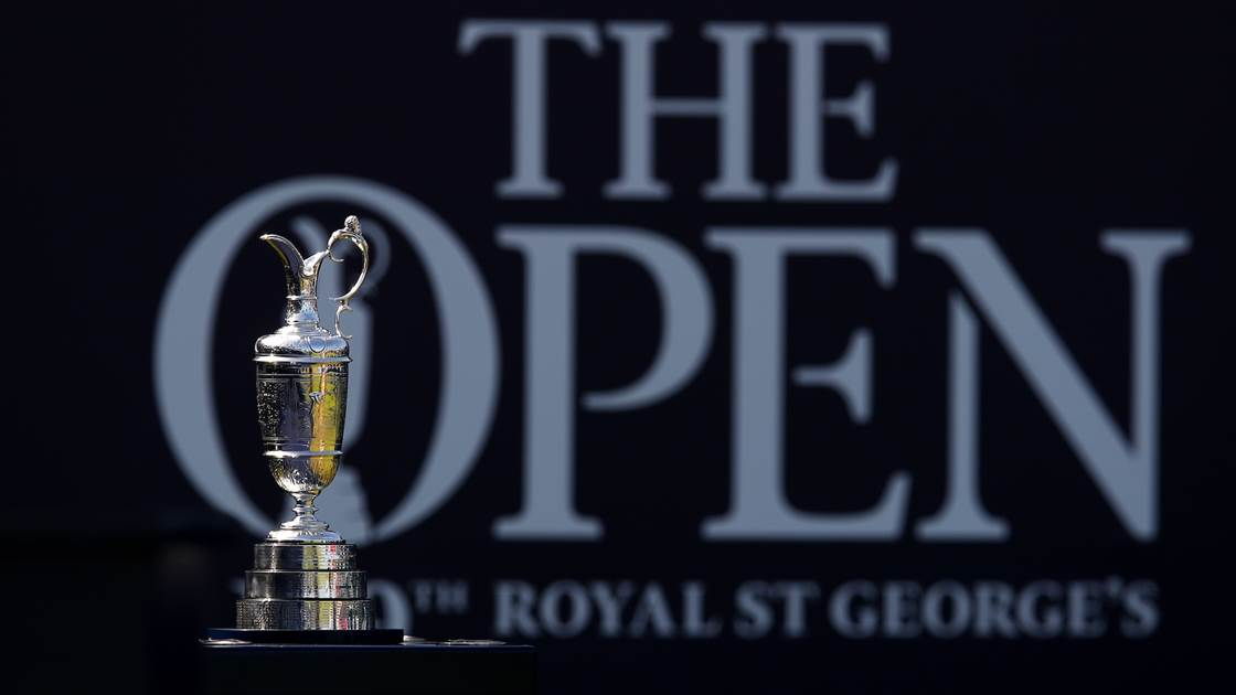 The Open: Final Round Tee Times (AEST)