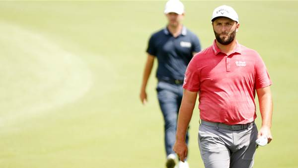 Rahm named PGA of America player of the year