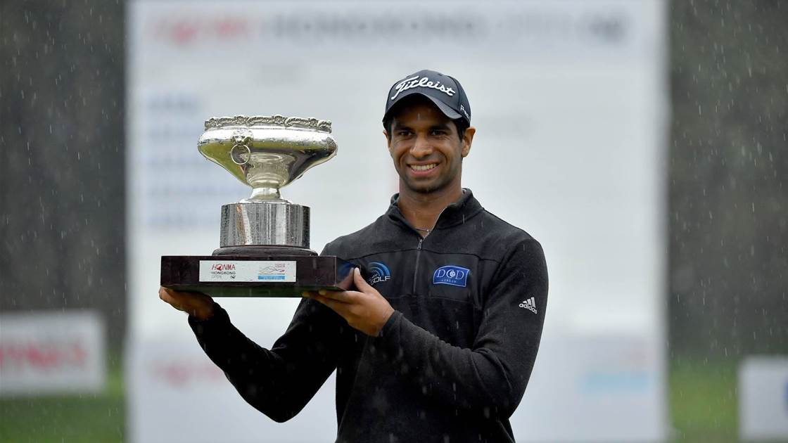 Asian Tour: Rai claims maiden title in Hong Kong