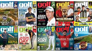 An important message for Golf Australia readers