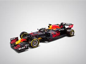Red Bull and Honda partner to use Oracle data analytics in Formula 1
