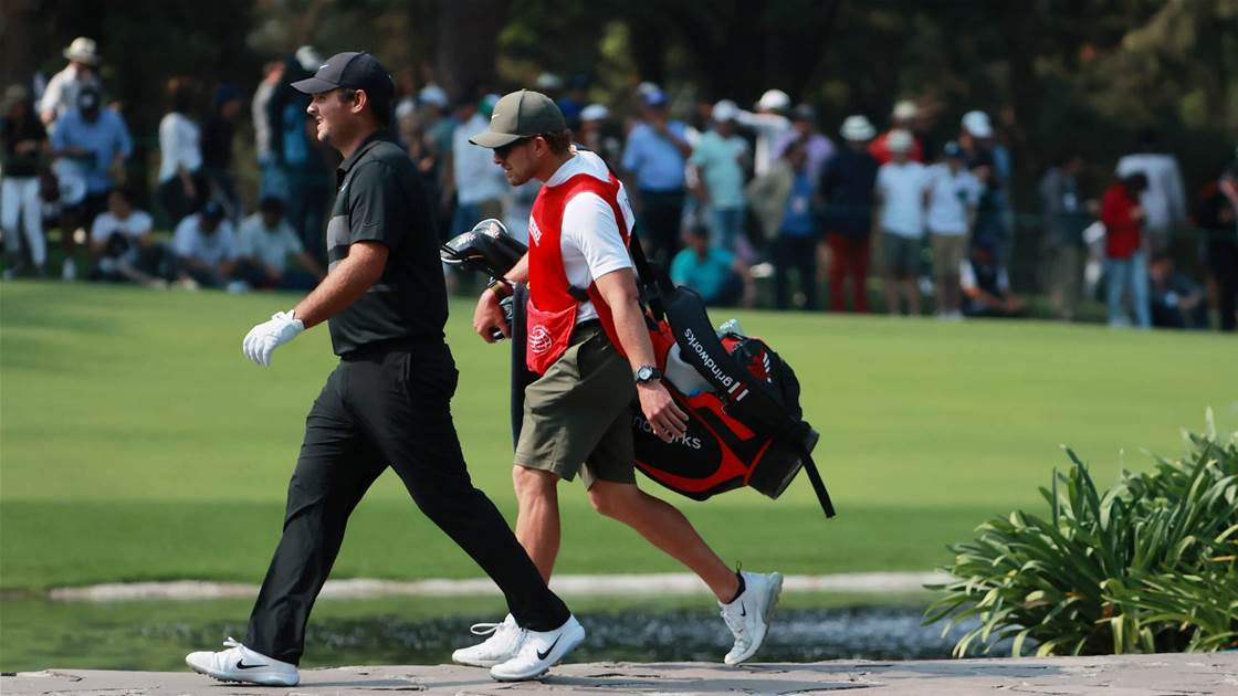Winner's Bag: Patrick Reed – WGC-Mexico Championship