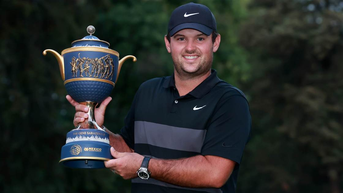 Reed outlasts DeChambeau to win WGC-Mexico