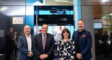 Optus and Curtin University co-fund on-campus 5G testing lab