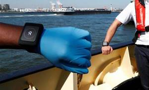 Antwerp port trials wearables for coronavirus social distancing