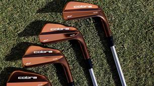 COBRA launches limited Rickie Fowler Proto irons