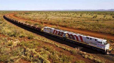 Rio Tinto's robot train budget soars above $1bn