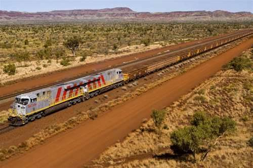 Rio Tinto steps closer to fully autonomous trains