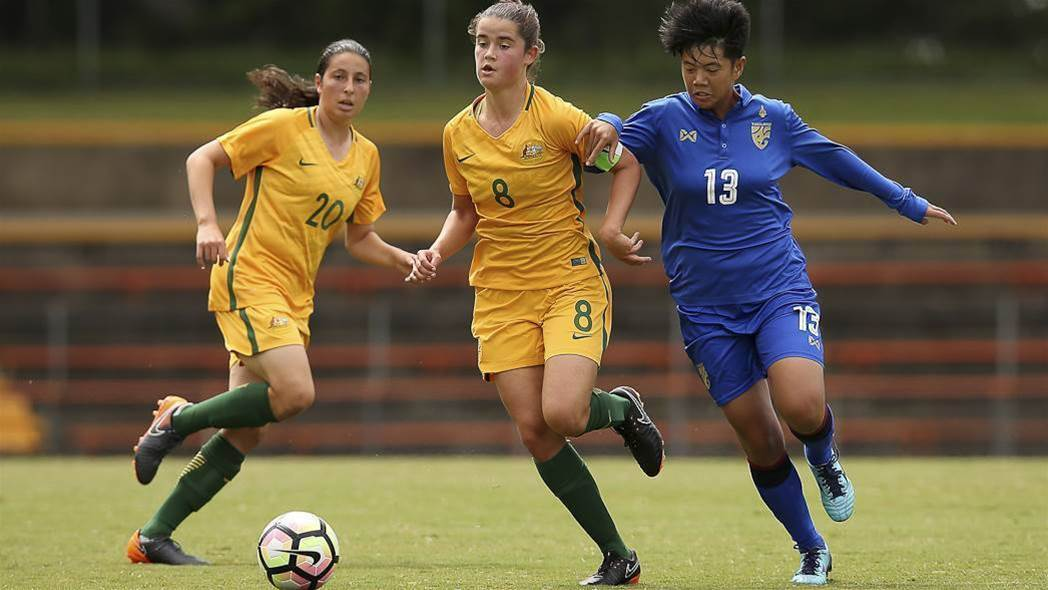 Young Matildas learn AFC U-19 Championship qualifying group