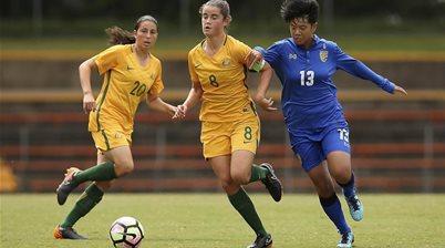 Young Matildas learn AFC U-19 Championship qualifying group