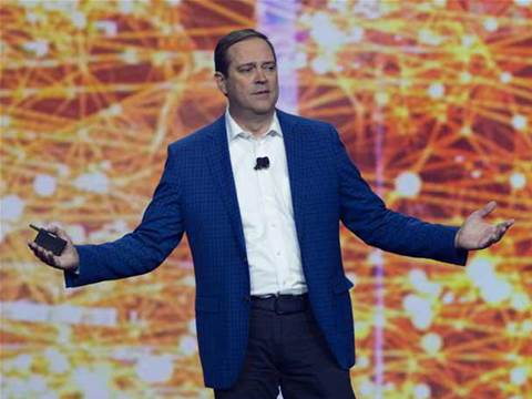 Cisco's Chuck Robbins: 'We're going through the most significant business model transition with our partners'