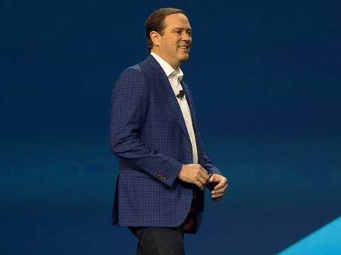 Cisco's Chuck Robbins to partners: Now is the time to work on business recovery