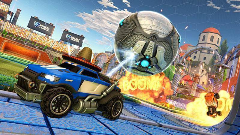 Rocket League is free to play this weekend